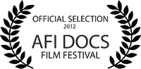 AFI DOCS  Film Festival - Official Selection